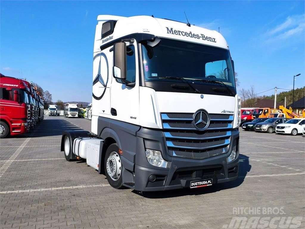 Mercedes-Benz ACTROS 1845 Euro 6 MP4 na Gwarancja Producenta !