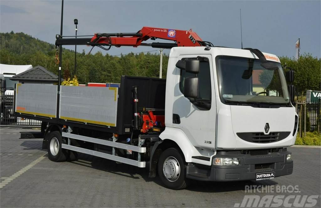 Renault MIDLUM 220 DXi 4x2 HDS