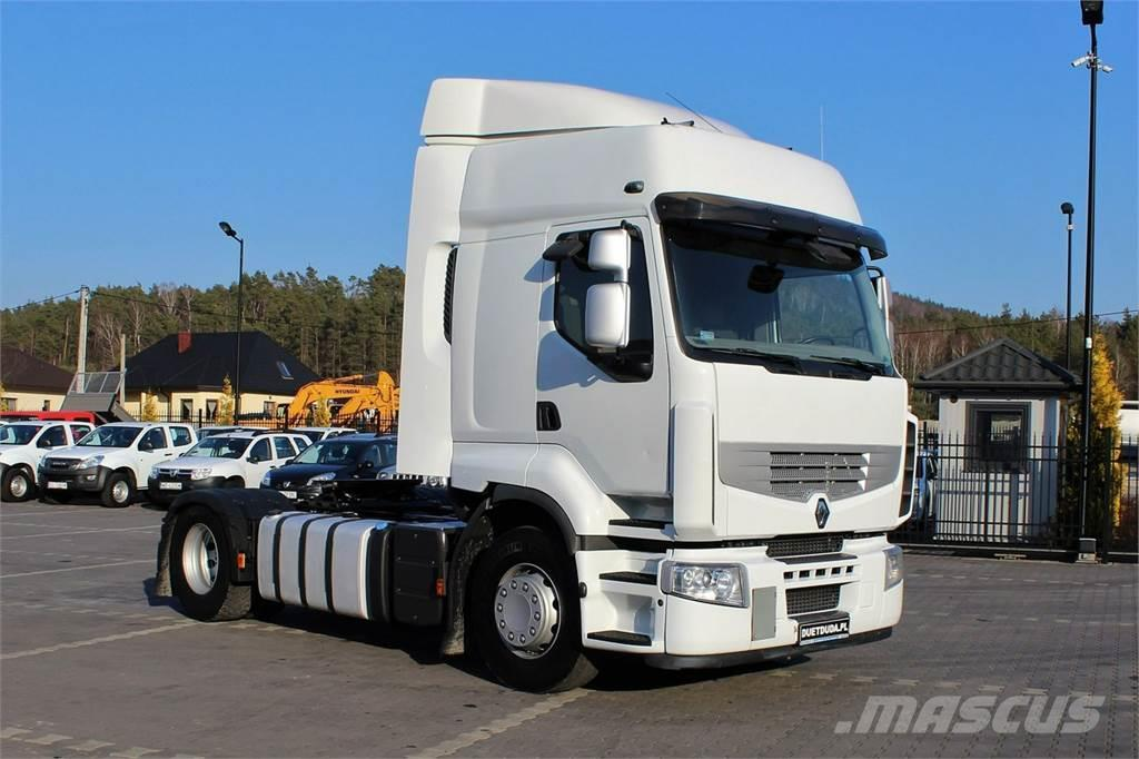 Renault Premium 460 DXi Euro 5 Standard