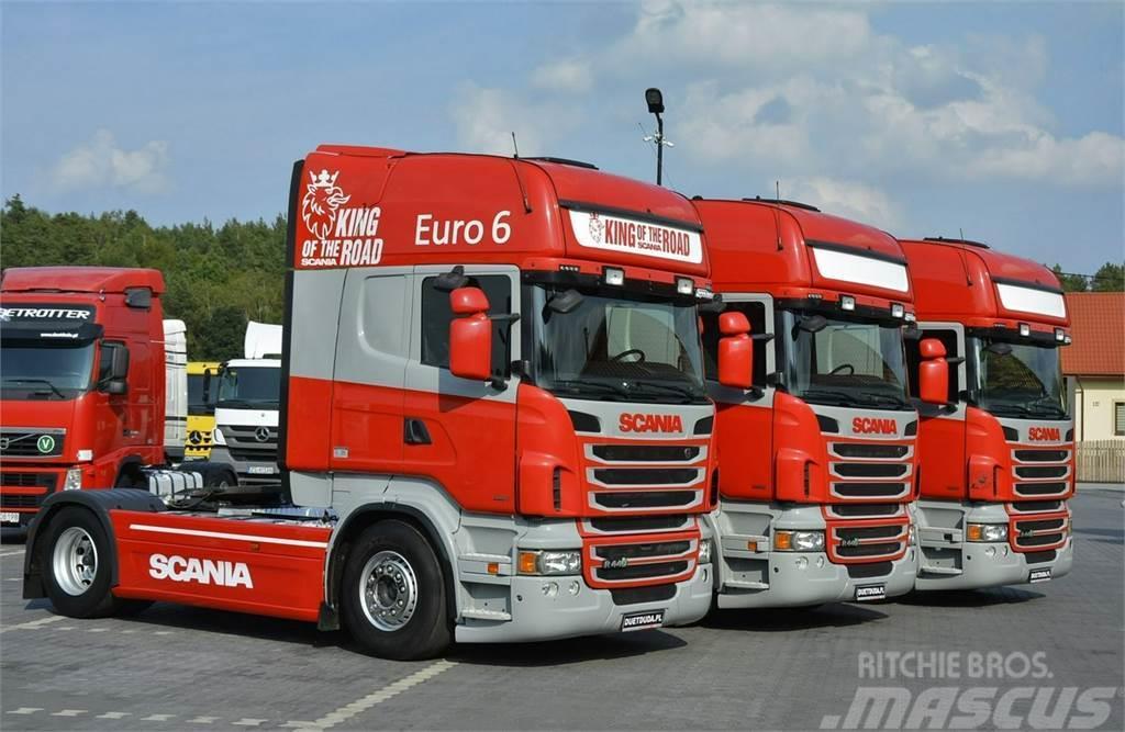 Scania R 440 Euro 6 E6 z AdBlue / Retarder /