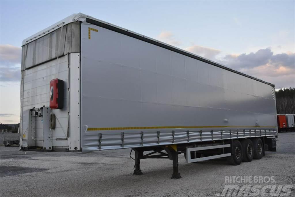 Schmitz Cargobull Firana Standard MultiLock