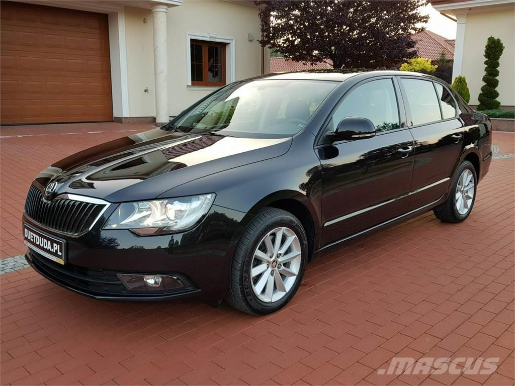 skoda superb occasion prix 16 253 ann e d 39 immatriculation 2014 voiture skoda superb. Black Bedroom Furniture Sets. Home Design Ideas