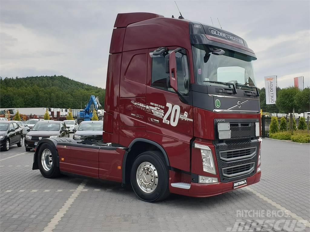 Volvo FH4 500 E6 XXL Hudraulika Full Opcja !!!