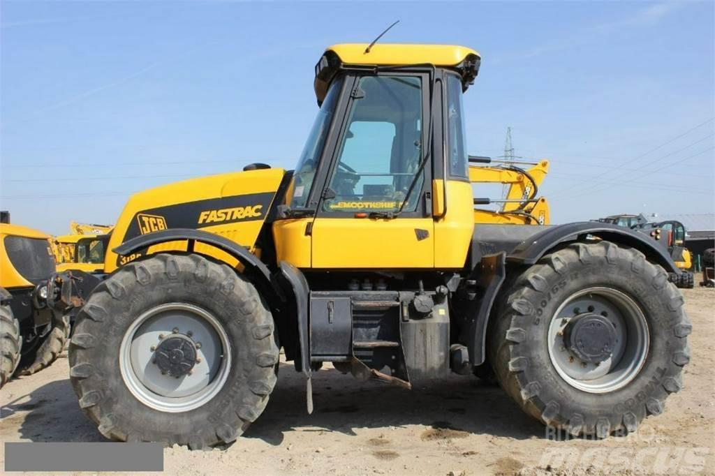 JCB Fastrac 3185 4WD
