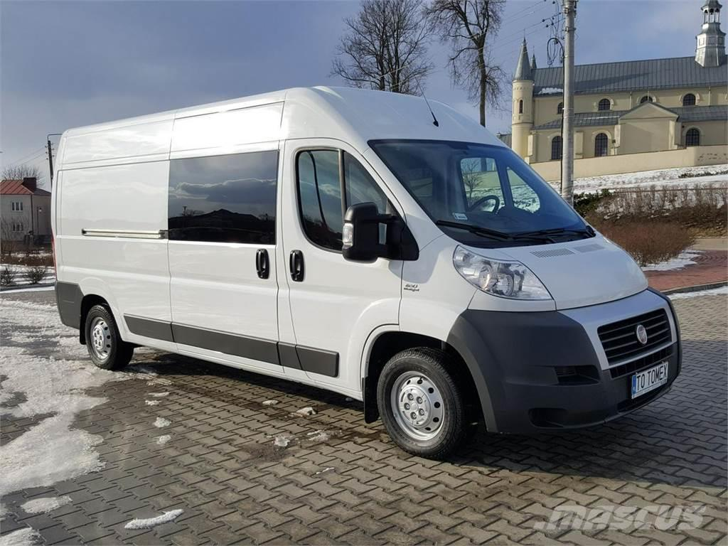 used fiat ducato panel vans year 2012 price 13 964 for sale mascus usa. Black Bedroom Furniture Sets. Home Design Ideas