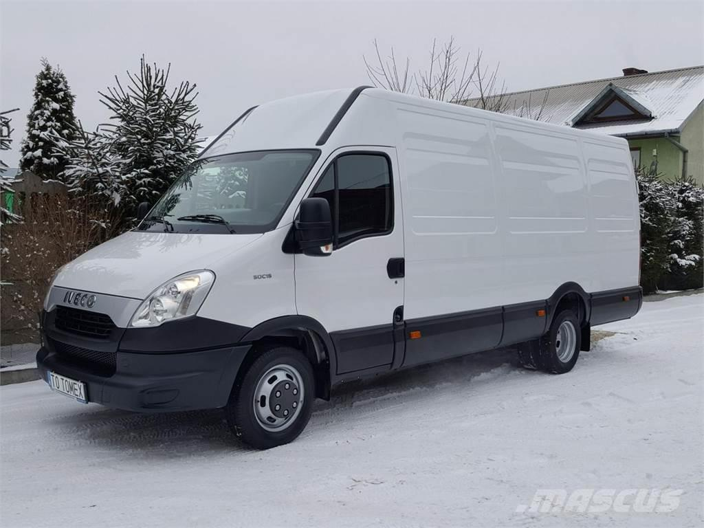 used iveco daily panel vans year 2012 price 12 611 for sale mascus usa. Black Bedroom Furniture Sets. Home Design Ideas