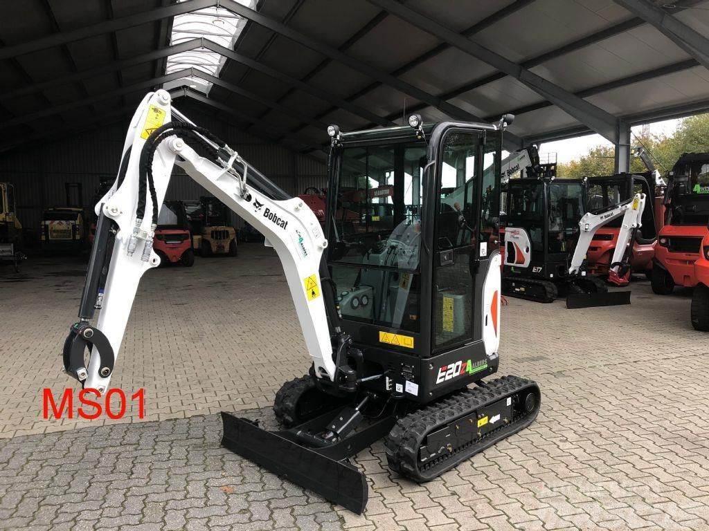 Bobcat E 20 Z MS01
