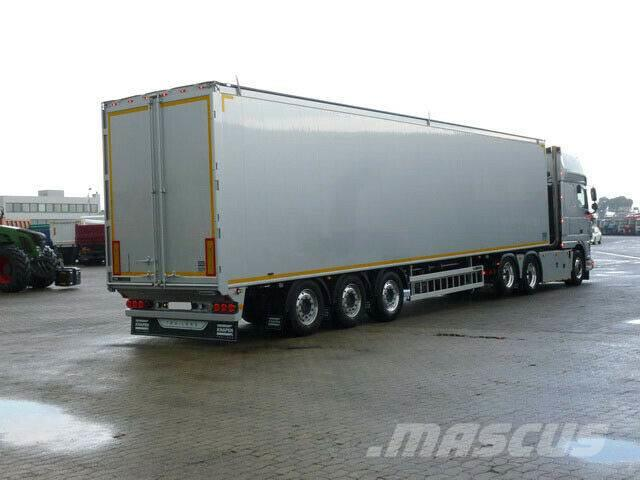 HUMBAUR HSA 2006/Tautliner/BIG One/Luft/Lift!