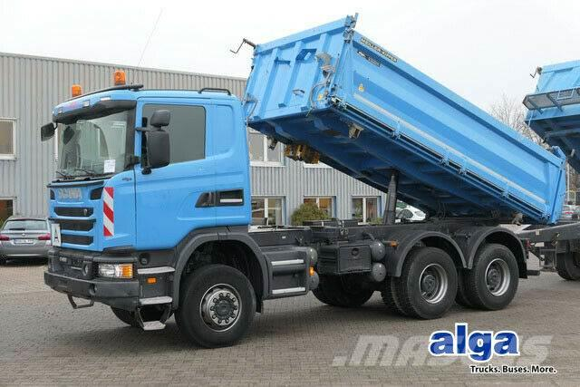 IVECO AS 260 S 500 6x4, Hyvalift, EEV, Luft