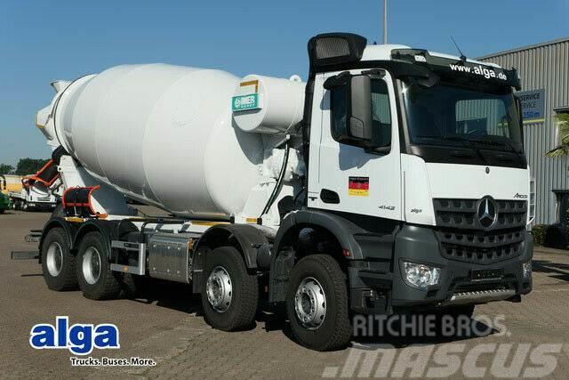 IVECO AS440S45T/P, Hydraulik, Automatik, 450PS