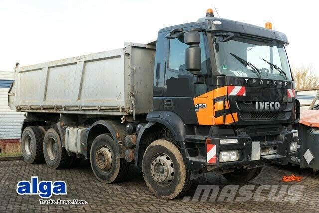 IVECO ML120E25, lang 7.000mm, EURO 6, Lbw, wenig KM!!!