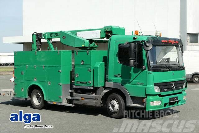 KRONE SZKC 18, Kipp-Containerchassis, Blattfederung!