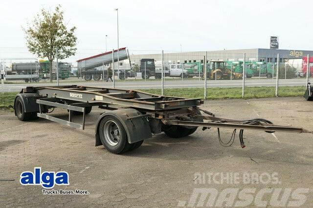 MAN 26.340 TGM 6x2, lang 7300mm, Klima, 16800 kg NL.