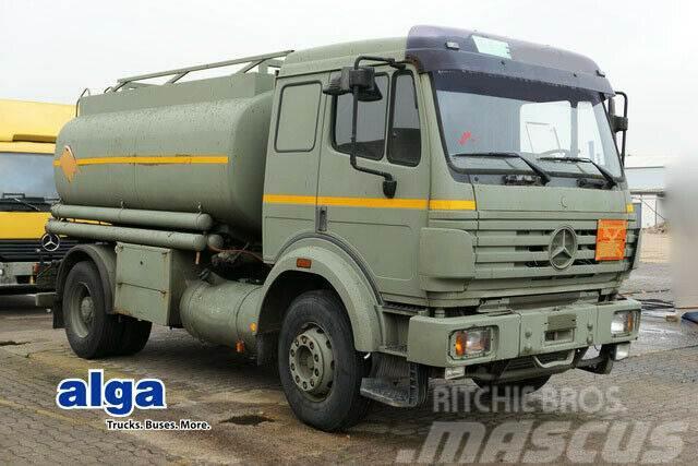 MEILLER K 18 ZL5.0, Außenroller, 18000 kg GG, BPW.