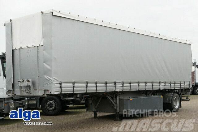 MERCEDES-BENZ 1224 L Atego/7,2 m. lang/1,5 t. LBW/Euro 6