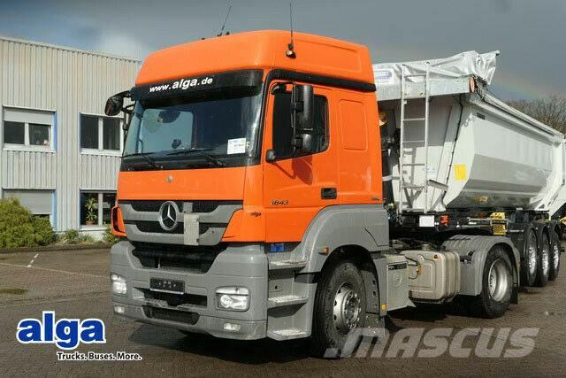 MERCEDES-BENZ 1224 L Atego, Thermo King T1000, 6,4 m. lang,LBW