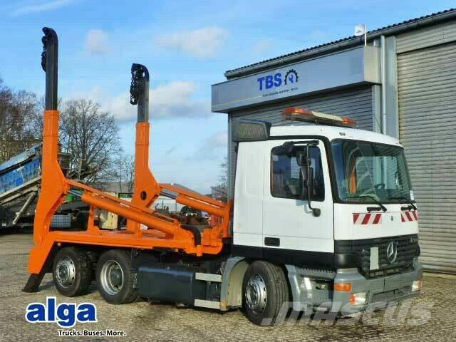 MERCEDES-BENZ 1833 L, Thermo King T 800 R, Lbw. 1500 kg, lang.
