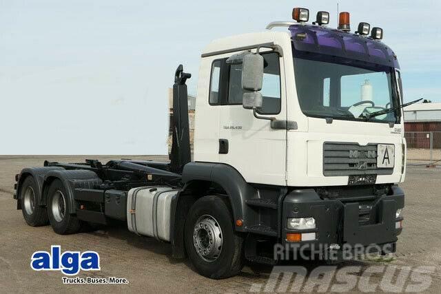 MERCEDES-BENZ 2629 6x4, Saug und Spülfahrzeug 12.000 ltr.