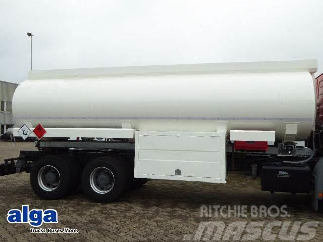 MERCEDES-BENZ 3340, 6x4 Stahl 16m³, Klima, Schalter, 33 to.