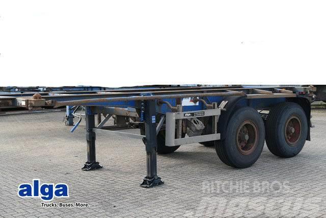 MERCEDES-BENZ 3340 6x4, Stahl 16m³,EURO 3, hydr. Heckklappe.