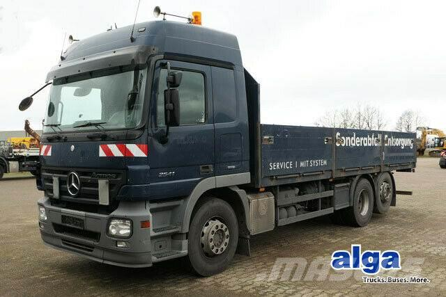 MERCEDES-BENZ 4148 Actros 8x4, Muldenkipper, 20m³, Klima,480PS