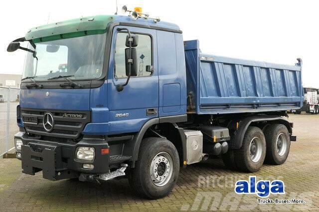 [Other] ALGA, Aluminium, BPW, 34m³, Kompressor, Alcoa