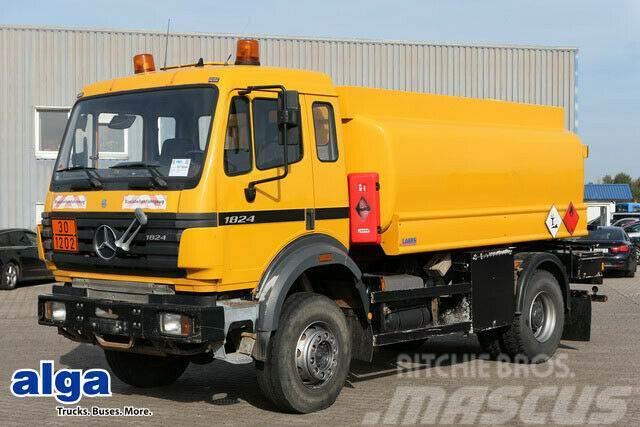 SCANIA 164 G 580, 6x4, Retarder, Hydraulik, Hauber, V8