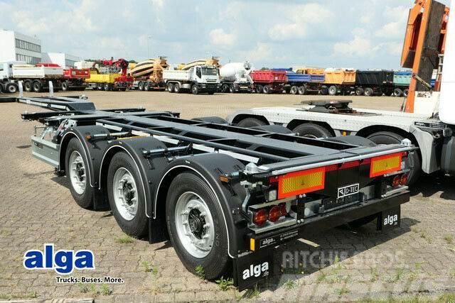 SCHMITZ SW 24 SL G, 10mm Boden, 92m³, Liftachse