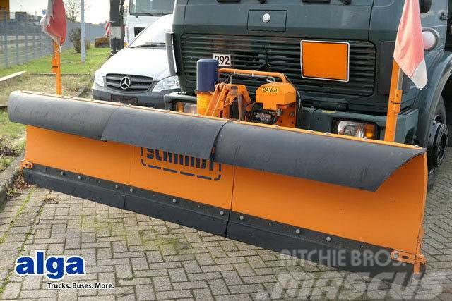 VOLVO FM 340, Seitenlader, Speedliner, 30m3, mehrfach