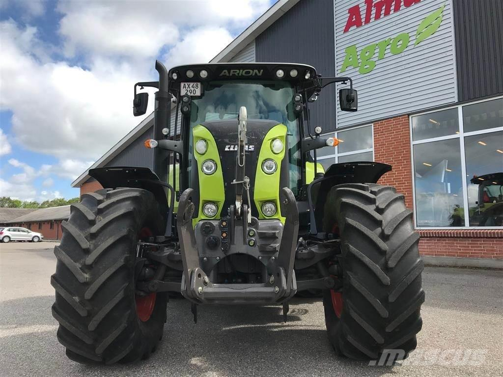 CLAAS ARION 650CMATIC