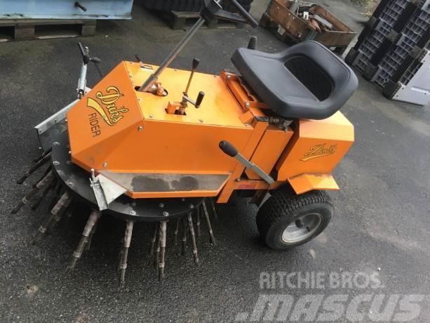 Duks Rider ukrudtsfejemaskine model DR-BS DUKS model D