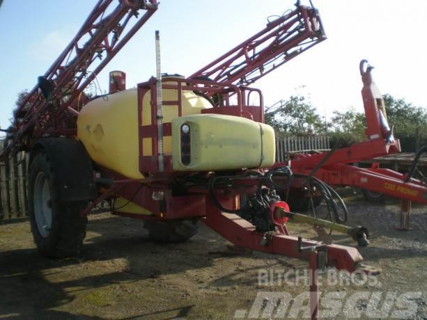 Hardi Commander LPZ LPV LPY 4200 liter