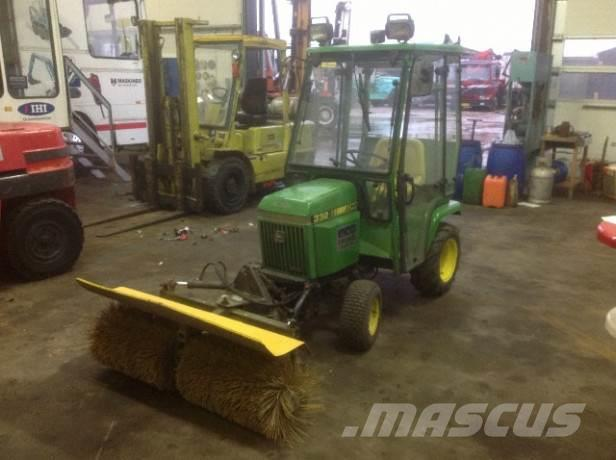 John Deere 332 >> Used John Deere 332 Compact Tractors Price Us 7 235 For Sale