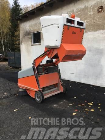 [Other] Fejesug - maskine på el og med højtip-kun kørt 45