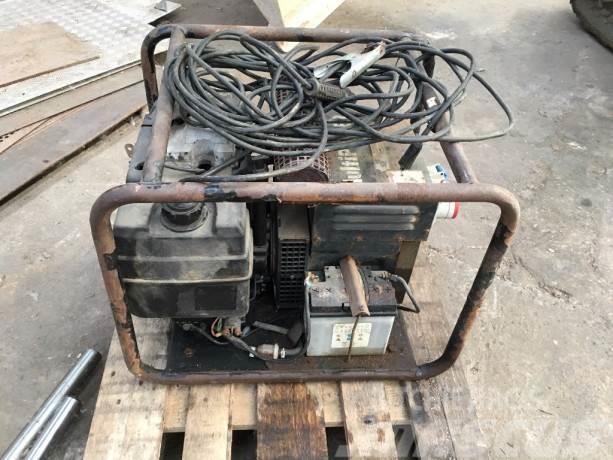 [Other] Svejsegenerator 380 volt Svejsegenerator 380 volt