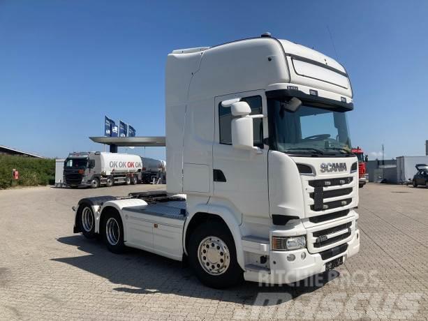 Scania R580 Topline