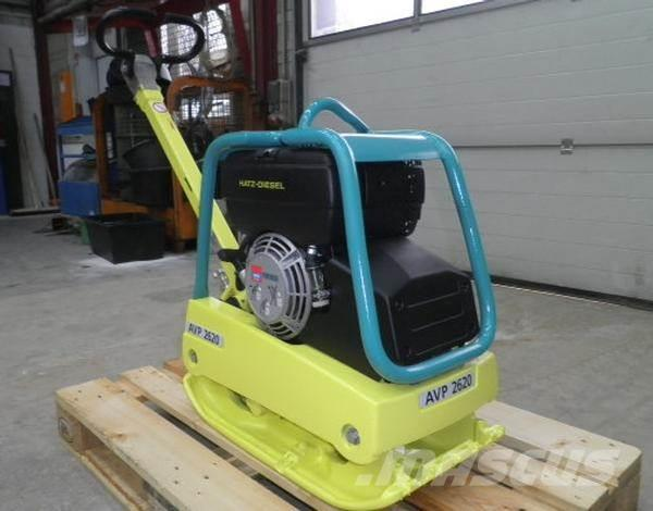 Ammann AVP2620 REFRESHED new engine