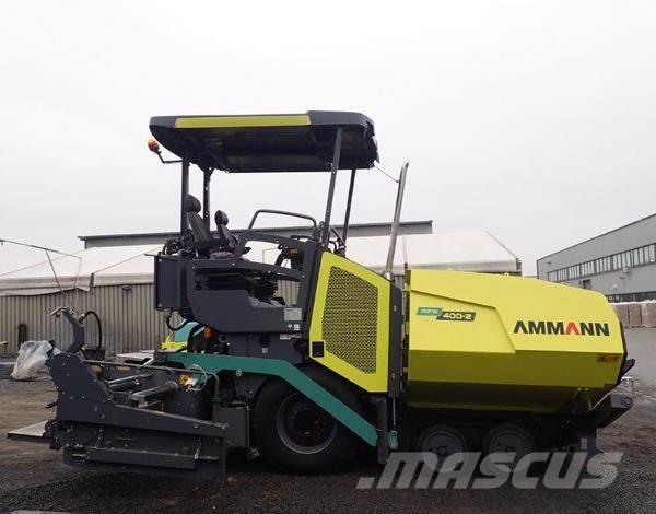 Ammann AFW 400-2 T4 Demo