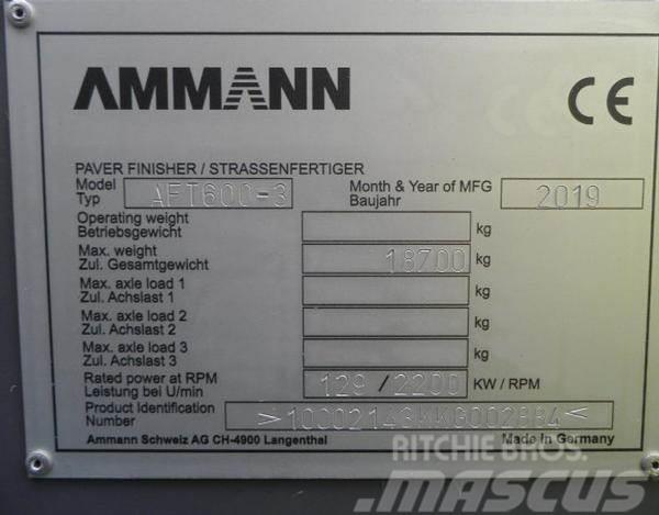 Ammann AFT600-3