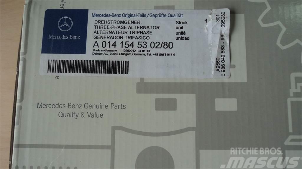Mercedes-Benz ALTERNADOR MB A0141545302/80