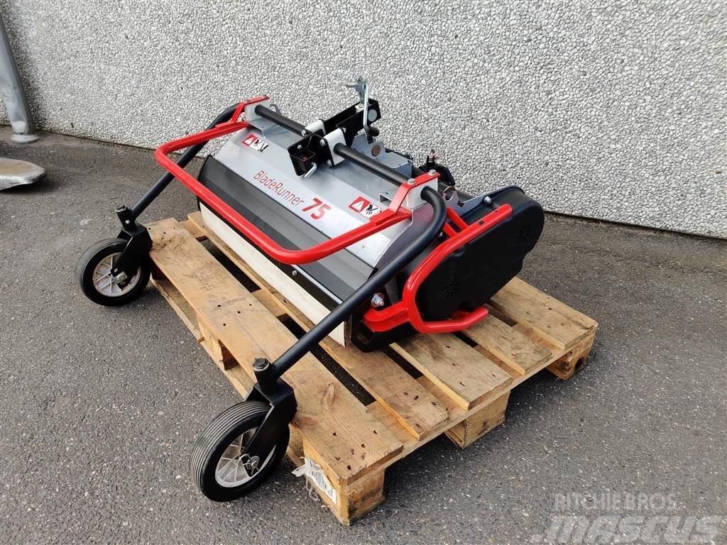 Ferrari Slagleklipper / Vertikalskærer 75 cm - DEMOTILBUD