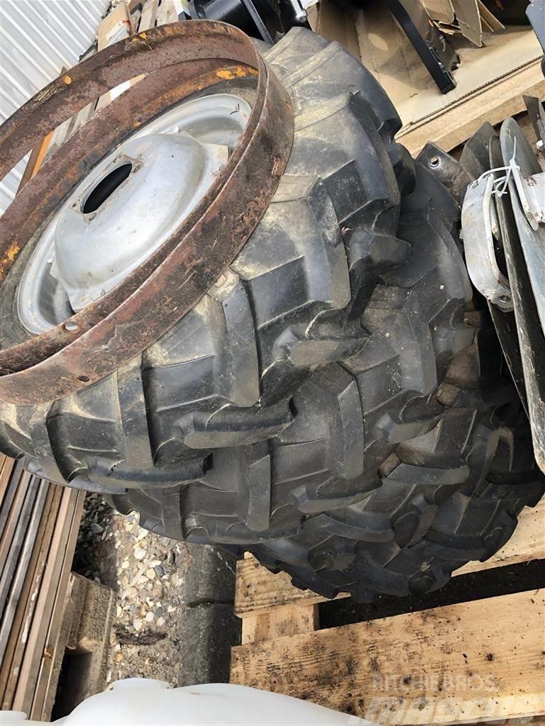 Fort tvilling hjul 4 stk.