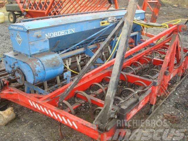 Fiona 3 meter såsæt med hydrauliske markører