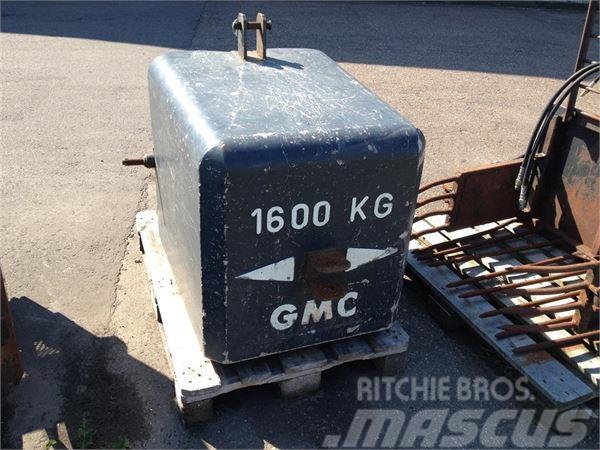 GMC 1600 kg