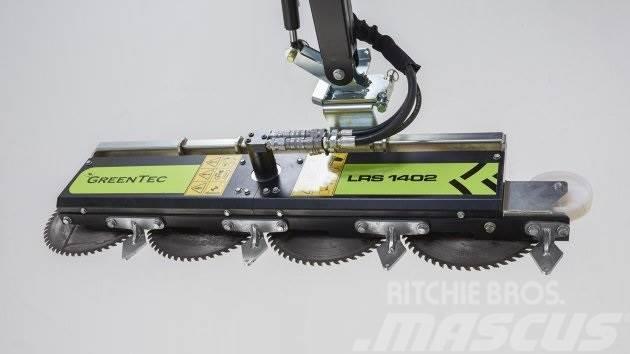 Greentec LRS 1402 GRENSAV SPAR 4.900,- OMGÅENDE LEVERING