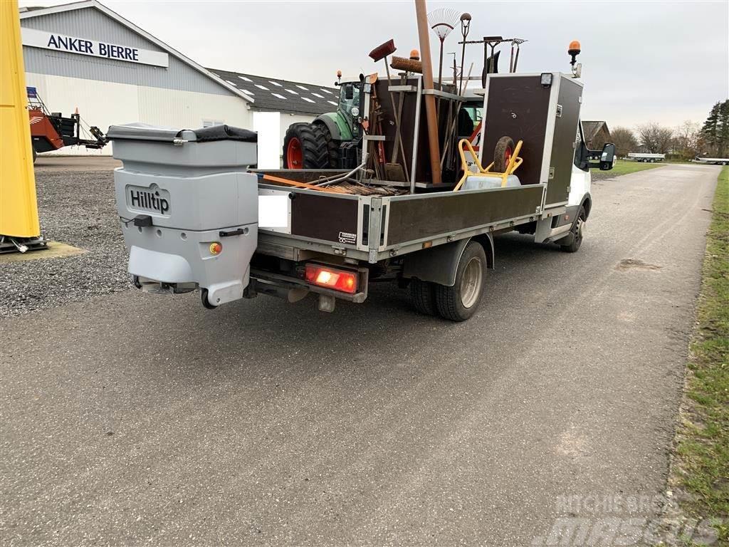 Hilltip Icestriker 200 LEASING FRA 390,-