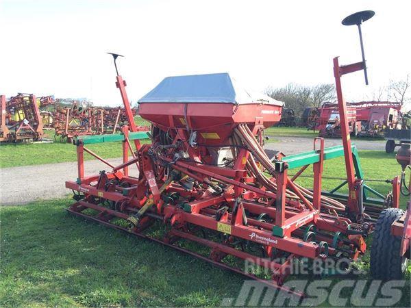 Kverneland ACCORD DA-S m. Compact lll harve