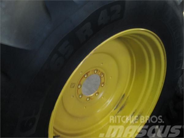 Michelin Multibib Nye dæk med JD fælge