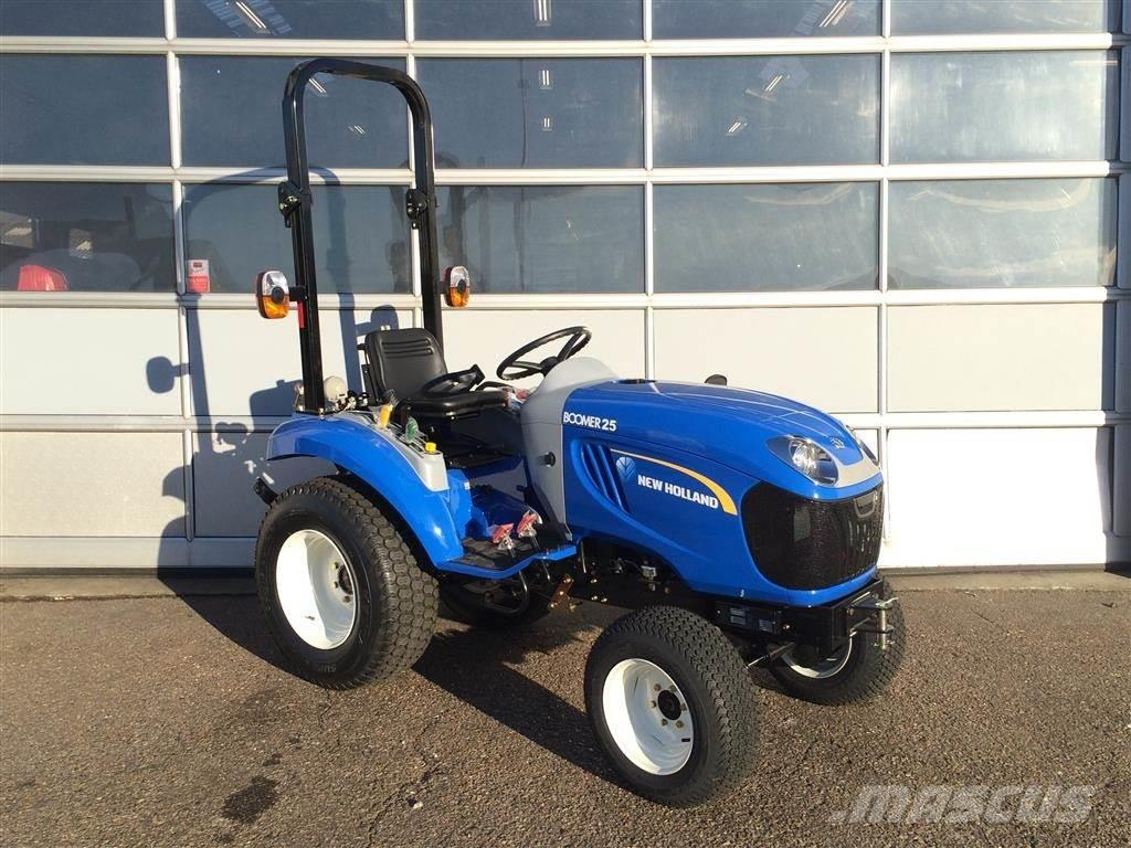 New Holland BOOMER 25 HST Ring for tilbud