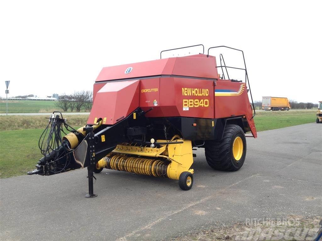 New Holland BB940 Cropcutter